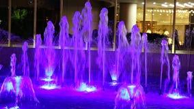 蓝色喷泉 股票录像