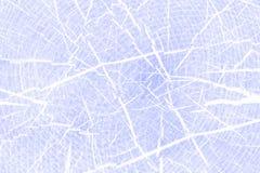 蓝色圆的交叉小断面 免版税图库摄影