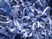 蓝色地毯 图库摄影