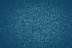 蓝色塑料材料无缝的背景和纹理 免版税图库摄影
