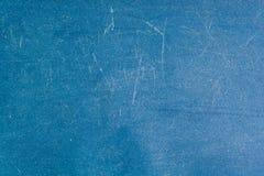 蓝色塑料纹理 库存照片