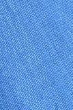 蓝色墙壁由背景和纹理的砖制成 免版税库存图片