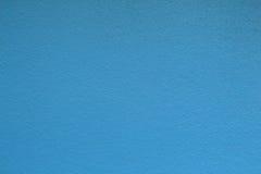 蓝色墙壁纹理背景 库存图片