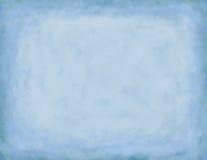 蓝色多云背景 库存图片