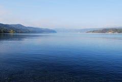 蓝色多瑙河 库存照片
