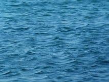 蓝色大海 免版税库存照片
