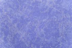 蓝色大理石纹理 免版税库存照片
