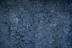 蓝色大理石 库存照片