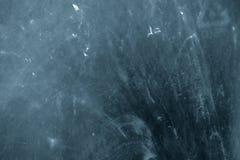 蓝色大理石 免版税库存图片