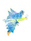 蓝色天使 免版税图库摄影