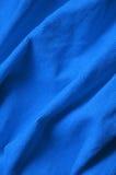 蓝色天鹅绒 库存照片
