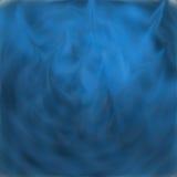 蓝色展开 库存图片
