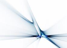 蓝色展望期 向量例证