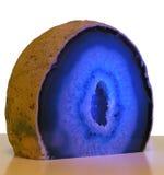 蓝色巴西岩石 免版税库存图片