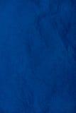 蓝色帆布背景 免版税库存照片