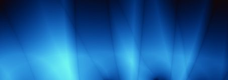 蓝色异常的光芒摘要倒栽跳水背景 库存照片