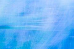 蓝色弄脏了与线优势的抽象背景  库存照片