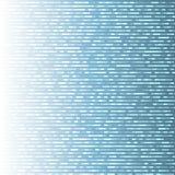 蓝色技术背景 免版税库存照片