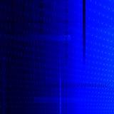蓝色技术 免版税库存图片