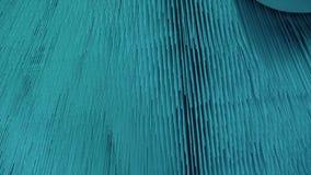 蓝色抽象微粒 皇族释放例证