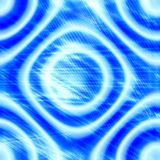 蓝色抽象背景 免版税库存照片