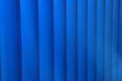 蓝色抽象颜色 免版税库存照片