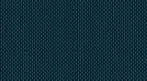 蓝色无缝的标度纹理 免版税库存照片