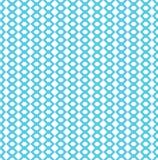 蓝色无缝的Z形图案 皇族释放例证