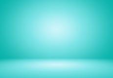 蓝色明亮的室 库存图片