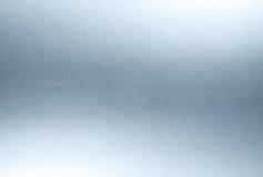 蓝色明亮的金属纹理 图库摄影