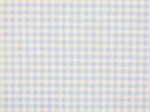 蓝色条纹纸纹理 免版税库存图片