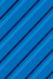 蓝色条纹背景现代样式 免版税库存照片