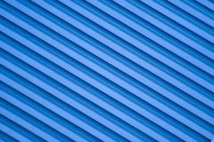 蓝色条纹 免版税库存照片