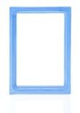蓝色框架 免版税库存照片