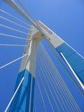蓝色桥梁marbella 库存图片