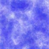 蓝色梦想淡色背景 免版税库存图片