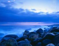 蓝色梦想 库存照片