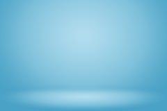 蓝色梯度摘要背景 免版税库存照片