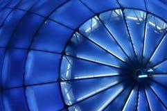 蓝色横向结构 免版税库存照片