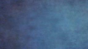蓝色毕业的手画背景 免版税库存照片