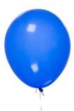 蓝色气球 图库摄影