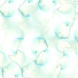 蓝色污点 免版税图库摄影