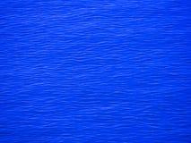 蓝色河波浪 库存图片