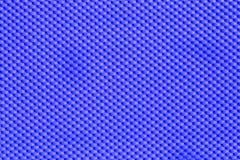 蓝色泡沫海绵纹理背景 免版税库存图片