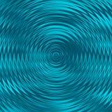 蓝色波浪背景纹理 免版税库存图片