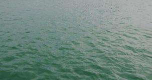 蓝色海或大海表面 股票视频