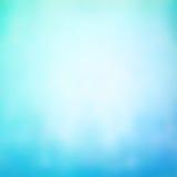 蓝色淡色背景 免版税库存图片