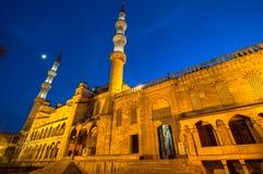 蓝色清真寺伊斯坦布尔 库存图片