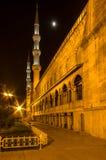 蓝色清真寺伊斯坦布尔 图库摄影