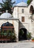 蓝色清真寺,伊斯坦布尔 免版税库存照片